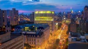 Marriott New York at Brooklyn Bridge